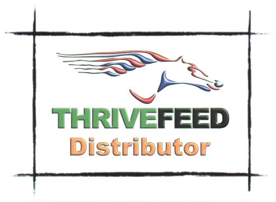 Thrive Feed Distributor